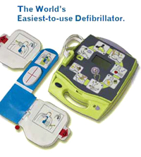 The World's Easiest to use Defibrillator